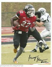 LORENZO JEROME Signed/Autographed SAINT FRANCIS RED FLASH 8x10 Photo w/COA
