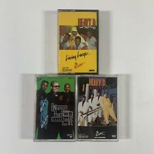 Heavy D and the Boyz Big Tyme Living Large Now That We Found Love Cassette Tapes