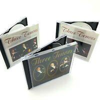 The Three Tenors - Pavarotti, Domingo, Carreras | 3 CD Set | 1999 | Opera