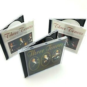 The Three Tenors - Pavarotti, Domingo, Carreras | 3 CD Set | 1999 | Opera