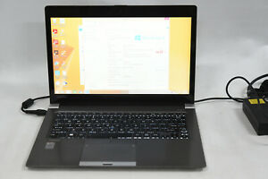 "Toshiba Portege Z30t-A Ultrabook 13.3"" Touchscreen i5 4GB 256GB Z30- NO BATTERY"