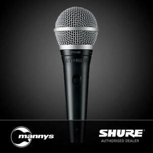 Shure PG Alta PGA48 Cardioid Dynamic Vocal Mic