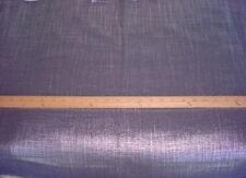 Romo Zinc Z390 Mistral Bluestone Metallic Silver Blue Drapery Upholstery Fabric