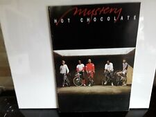 Hot Chocolate Signed Tour Programme 1983