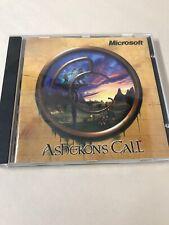 Asheron's Call Pc Cd-Rom Game Microsoft 1999
