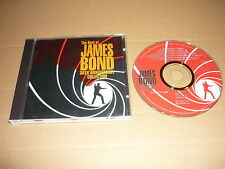 *JAMES BOND CD HOLLAND THE BEST OF A-HA NANCY SINATRA BEATLES TOM JONES
