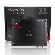 Kenwood eXcelon XR600-1 600W RMS 1-Channel XR Mono subwoofer amplifier