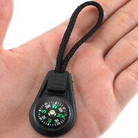 Convenient Small Creative keychain compass direction discrimination outdoor Hu