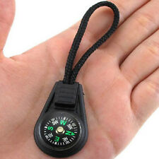 a Hip Hop Pocket sling Portable Mini compass Camping Hiking Hunting Lovely