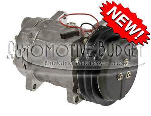 A/C Compressor w/Dust Shield Land Rover Range Rover & Aston Martin Virage - NEW