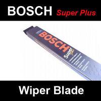 BOSCH Rear Windscreen Wiper Blade VAUXHALL ZAFIRA MK1