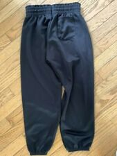 Boy's Augusta Sportswear Youth Xl Black Baseball Pants