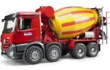 Bruder MB Arocs Cement Mixer Truck 1:16 U03654