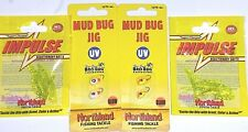 Northland Tackle Ice Jig & Trailer Package (Lot of 4-Great Panfish Lures)