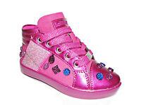 LELLI KELLY CARAMELLE GOMMOSE scarpe scarponcini bambina fuxia sneakers kids
