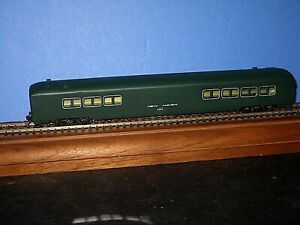 HO Custom Brass: New Haven Grill car, Painted, lettered, KD, CV. RTR C-7/ob sc