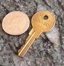 New Kennedy Tool Box Lock Key K 1205 Shop Machine Machinist Chest Bridgeport