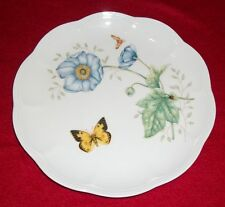 """Butterfly Meadow Collector Plate- 9.25""""D, Lenox"""