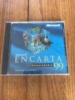 Microsoft Encarta Encyclopedia 99 Version A Ships N 24h