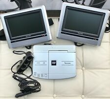 Venturer Mobile DVD System with Dual Screens (PVS19261)