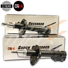 2 FRONT SHOCK ABSORBERS VW CADDY CORRADO GOLF JETTA LUPO PASSAT POLO /GH-359950/