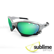 POLARIZED Metallic Emerald Green Replacement Lenses For Oakley Jawbone VENTED