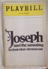 David Cassidy Playbill July 1983 Joseph & The Amazing Technicolor Dreamcoat Rare