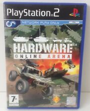 PS2 Hardware : Online Arena * COMPLETE *  Playstation 2 PAL 2