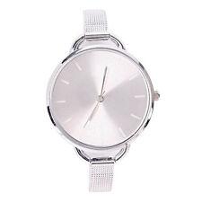 Markenlose Armbanduhren aus Silber