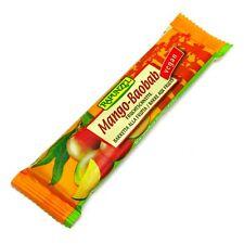 (24,75/100g) 10x Rapunzel Fruit Coupes Mango Baobab Vegan Bio 40 g
