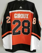 Philadelphia Flyers 2021 Reverse Retro Jersey #28 Giroux 54(Xl) Stitched New W/T