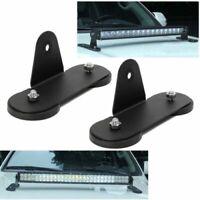 LED Lumière Support pour Voiture SUV Monter Toit Titulaire Fort Magnétique Base