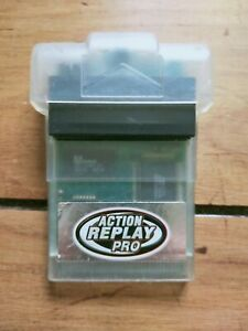 action replay pro / game boy color