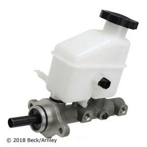 New Master Brake Cylinder  Beck/Arnley  072-9848