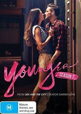 Younger : Season 2 (DVD, 2017, 2-Disc Set) NEW