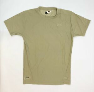 Under Armour Men's Green Size 2X-Large Tactical Compression T-Shirt NWOT