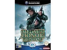 ## Medal of Honor: Frontline DEUTSCH Nintendo GameCube USK18 Spiel / GC - TOP ##