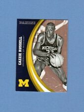 2015 Panini #50 Cazzie Russell University of Michigan