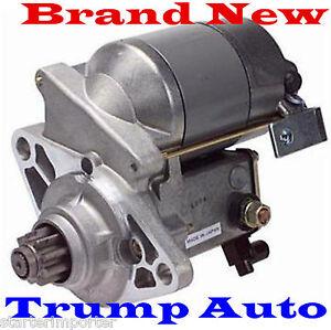 Brand New Starter Motor for Honda Prelude SOHC engine F22A1 2.2L Manual 91-01