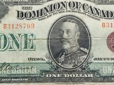Canada 1923 Dominion of Canada $ Dollar KM33k 125-29
