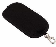 PORTA CHIAVETTA USB in soft shell,con gancetto