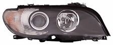for 2004 - 2006 passenger side BMW 325Ci Front Headlight Assembly Replacement