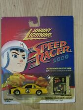 Johnny Lightning; Speed Racer with Film Strip; Cell #5