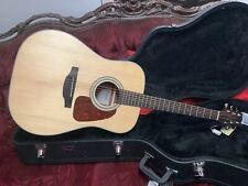 More details for takamine acoustic guitar with hard case