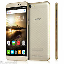 "5,5"" CUBOT Dinosaur 16GB/3GB Android 6.0 Dual Sim 13MPX 4G Cellulare Smartphone"