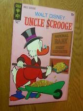 Uncle Scrooge #92 Vg Night Deposit