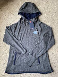 Men's North Carolina UNC Tar Heels Fanatics Branded Tech Pullover Hoodie NWT M/L