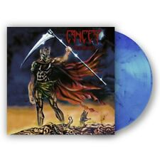 CANCER - Death Shall Rise  [BLUE MARBLED Vinyl] *Limited Edition* LP