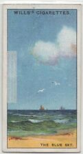 Why The Sky Looks Blue In The Daylight Light Wavelength 95+  Y/O Ad Trade Card