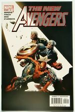 New Avengers #2 (Feb. 05') Nm- (9.2) vs Carnage & Inmates/ Finch & Miki Art